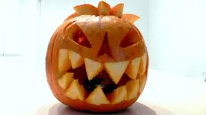 Ways To Carve A Pumpkin Fun by Halloween Pumpkin How To Carve Pumpkins Scary Youtube