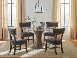 The Cullman Glass Top Dining Set