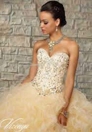 aliexpress com buy gold coral elegant beaded ball gown