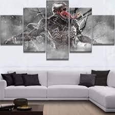wxhhg 5 leinwandbilder wandkunst poster hauptdekoration