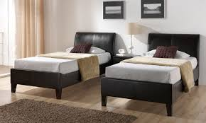 Black Leather Headboard Single by Bedroom Fantastic Decorating Ideas Using Brown Chandeliers And