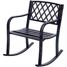Amazon.com : COSTWAY Patio Metal Rocking Chair Outdoor Porch Seat ... Gift Mark Deluxe Childs Spindle Rocking Chair In White 90360126 Special Tomato Pediatric Adapted Equipment Soft Touch Available How To Fix Repair Replace Parts Of An Office Chair Antique Seat Replacement And Painted Finish Outdoor Table Set 3 Pieces Poly Rattan Brown Patio Shop Humanscale Freedom Replacement Arm Supports Best Home Furnishings Jive C8209gp Swivel Gliding Rocker Decoration Wooden Parts Small Recliner For Diy Leather Youtube