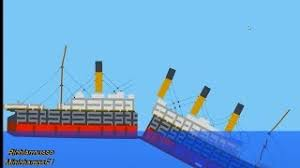 Titanic Sinking Simulation Real Time by Titanic Sinking Simulator Movieandvideo