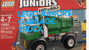 LEGO Juniors Garbage Truck Review - YouTube | Our Reviews ...
