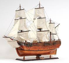 Hms Bounty Tall Ship Sinking by Hms Endeavour Hand Crafted Wooden Tall Ship Model 38 Pencil