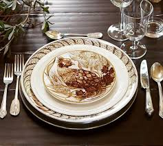 Feather Grand Plates