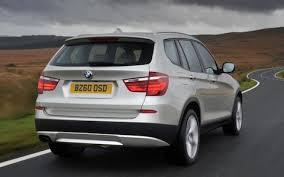 BMW X3 review better than an Audi Q5