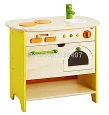 cuisine en jouet nouveau en bois jouet en bois armoire cuisine jouet bbaby jouet