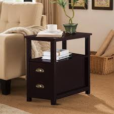 Details About End Table Shelf Narrow Nightstand Side Chair Living Room  Furniture Brown Ubesgoo End Table Shelf Narrow Nightstand Side Chair Living Room Fniture Brown Decorative Chairs For Cool Accent Office Best Small Side Chairs For Living Room Elites Home Decor Astounding Couch Ideas Brick Space Most Rooms Set With Grey Sofa And Reupholstering Leather Formal Together Luxury Recling Deep Colonial Armchair Tiny Apartment Fniture Spaces Eames Wonderful Hd Lollagram Stylish Lounge New Arm Tapestry Upholstered On Either Of Small Table In