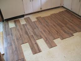 Tiling A Bathroom Floor Over Linoleum by Decorating Stylish Lowes Linoleum For Appealing Home Flooring