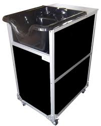 Mobile Self Contained Portable Electric Sink by 3 Cool Portable Shampoo Sink With And Cold Water Source
