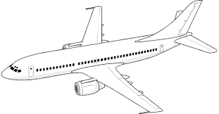Airplane clip art free clipart art and