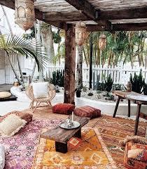 Bohemian Home Decor Studio Apartment Decorating Ideas