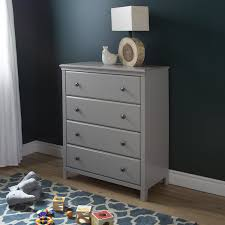 Baby Dressers At Walmart by Amazon Com South Shore Cotton Candy 4 Drawer Chest Soft Gray Baby