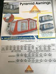 Pyramid Awning Sizes – Broma.me Second Hand Caravan Awning Strand In Sizes Chart Porch Awnings From Size Full Ventura 2 Berth Lunar With Touring Walker For Windows Sunncamp Mirage Bag Containg 1050 Ocean L Regatta Windbreak Connect Used Caravan Awning Bromame