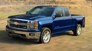2014 Chevy Silverado 1500 Fuel-Efficient Truck | Exterior Photos ...