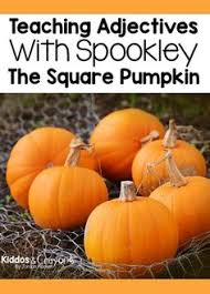 Spookley The Square Pumpkin Writing Activities by Spookley The Square Pumpkin Story Map Text Connections