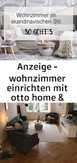 anzeige wohnzimmer einrichten mit otto home living 6