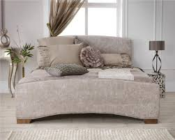 Roma Tufted Wingback Bed King by Tufted Wingback Bed Rosalyn Crystal Tufted Wingback Bed Inspire Q