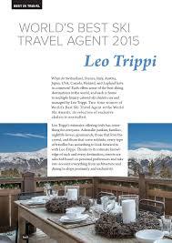 100 Leo Trippi Best In Travel Magazine Issue 37 2016 The Ski Edition