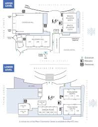 Deck The Halls Waco 2016 by Floor Plans U2013 Waco Convention Center