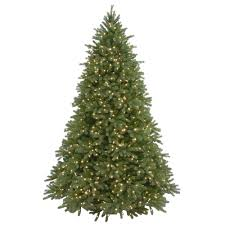 National Tree Company 7 1 2 Ft Feel Real Jersey Fraser Fir Hinged