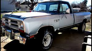 1986 Dodge Power Ram W150 - YouTube Lucky Collector Car Auctions Lot 583 1972 Dodge Parts Truck No Pin By Fetchup Todd Mcconnell On Old Pickup Parts Pinterest 1970 Power Wagon 2dr Vintage Part Sources For The Heartland Trucks Pickups 194041 Hot Rod At Pflugerville Store Atx These Eight Obscure Are Design Classics Dodge 12 Ton Truck Many Good Body Parts Sedalia Motruck Accsoesamerican Classic