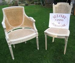 Re Caning Chairs London by Suzandy Caned Furniture Restoration