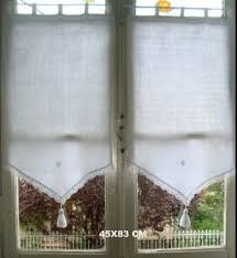 rideaux dentelle coton maison design heskal