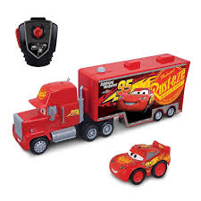 Disney Pixar Cars 3 Remote Control Car Truck Mack Lightning McQueen ...