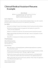 Clinical Medical Assistant Resume | Templates At ... 89 Examples Of Rumes For Medical Assistant Resume 10 Description Resume Samples Cover Letter Medical Skills Pleasant How To Write A Assistant With Examples Experienced Support Mplates 2019 Free Summary Riez Sample Rumes Certified Example Inspirational Resumegetcom 50 And Templates Visualcv