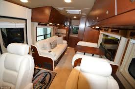 Luxury The Motor Homes Cost Anywhere From 12 Million To More Than 2