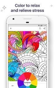 Cloud Download APK File Coloring Book For Me Mandala Screenshot
