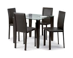 Quattro Set Price - Square Glass Table + 4 Chairs Aldridge High Gloss Ding Table White With Black Glass Top 4 Chairs Rowley Black Ding Set And Byvstan Leifarne Dark Brown White Fnitureboxuk Giovani Blackwhite Set Lorenzo Chairs Seats Cosco 5piece Foldinhalf Folding Card Garden Fniture Set Quatro Table Parasol Black Steel Frame Greywhite Striped Cushions Abingdon Stoway Fads Hera 140cm In Give Your Ding Room A New Look Rhonda With Inspire Greywhite Kids Chair