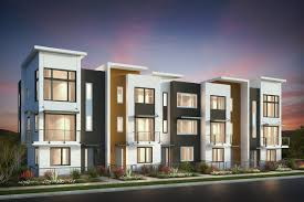 100 California Contemporary Homes Plan 1 New Home Floor Plan In Catalyst At Communications Hill By