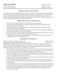Sample Resume For General Manager Of Restaurant Packed With Cosy A