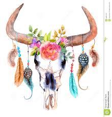 Decorated Cow Skulls Pinterest by Afbeeldingsresultaat Voor Longhorn Skull Painting