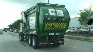 100 Waste Management Garbage Truck BRAND NEW WASTE MANAGEMENT GARBAGE TRUCK YouTube