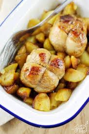 comment cuisiner les paupiettes paupiettes de porc et pommes de terre sautées une graine d idée