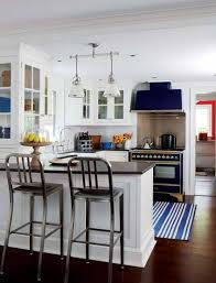 Small Kitchen Bar Table Ideas by Interior Gorgeous Bar Table Design With Long White Green