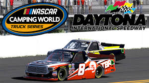 Kicking Off The 2017 NASCAR Season L IRacing: (Camping World ... Ultimas Vueltas De Chevrolet Silverado 250 En Mosport Nascar Camping World Truck Series Archives The Fourth Turn 2017 Homestead Tv Schedule Racing News Gallagher Elliott Headline Halmar Friesen Continues Its Partnership With Gms For Heat 2 Confirmed Making Sense Of Thsport Seeking A New Manufacturer In Iracing Trucks Talladega Surspeedway Unoh 200 Presented By Zloop Ill Say It Again Nascars Needs Help Racegearcom