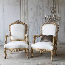 One Of A Kind Vintage Gilt Louis XV French Style Armchairs Pair Eloquence One Of A Kind Vintage Armchair Louis Xv Serpentine Cream Armchairs 1940 French Country Style Pair Swiss Ds 31 2 Seater Sofa And Swivel From De By Gigi Radice For Minotti Set Sale At With Rush Seats Adorable Home Jan Vank Pamono Exquisite Wingback Chairs Antique Leather Club Oval