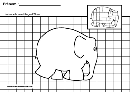 Elmer Coloring Page Coloring Pages