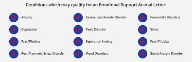 Emotional Animal Support Letter