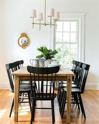 Windsor Dining Room Set Beautiful White Wooden Table And Chairs
