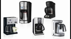 Top 5 Best Coffee Maker Machines In The World For Money Review 2018
