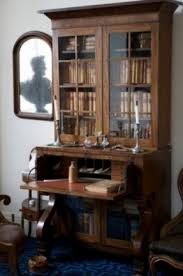 desk outstanding american antique breakfront secretary furniture
