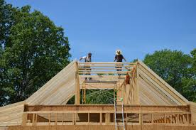 Framing Upper Gambrel Roof Pitch Roof Awesome Roof Framing Pole Barn Gambrel Truss With A Kids Caprines Quilts Styles For Timber Frames And Post Beam Barns Cstruction Part 2 Useful Elks Hybrid Design The Yard Great Country Frame Build 3 Placement Timelapse Oldfashioned Pt 4 The Farm Hands Climbing Fishing Expansion Rgeside Quick Framer Universal Storage Shed Kit Midwest Custom Listed In
