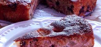 rezept rhabarber schoko kuchen lowcarb keto glutenfrei