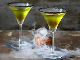 Poisoned Halloween Candy 2014 by Delicious Spooky Halloween Poison Apple Cocktail